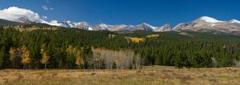 Indian Peaks Continental Divide Boulder County Col