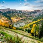 """Image ID# Whalen-110929-2612 - Telluride Sunset On"" by JoshWhalen"