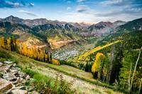 Image ID# Whalen-110929-2612 - Telluride Sunset On