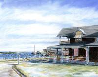 Oak Bluffs Winter
