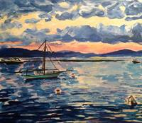 Vermont Sailboats, Lake Champlain