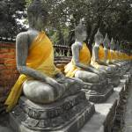 """Thailand Buddhas"" by Vince-McCall-Photography"