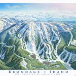 """Brundage"" by jamesniehuesmaps"