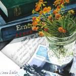 """Emerson"" by carriewallerart"