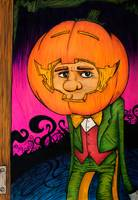 The Gentleman Pumpkin