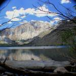 """""""Alone on Convict Lake, Ca."""" by waknight"""