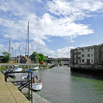 """Newport Harbour, Isle of Wight (24121-RDA)"" by rodjohnson"