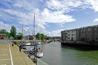 Newport Harbour, Isle of Wight (24121-RDA)