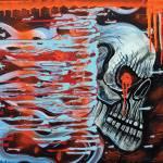 """""""13TH Skull"""" by ArtPrints"""