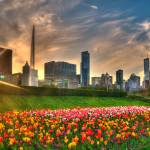 """Chicago Spring"" by ChicagoPhotoShop"
