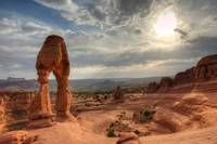 Delicate Arch HDR