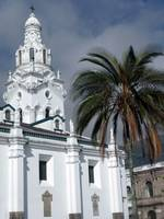 White Cathedral in Quito