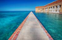 Passageway, Fort Jefferson, Dry Tortugas National