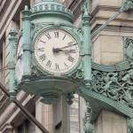 """Chicago Clock"" by ZPPhoto"