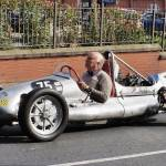 """""""two """"old timers"""" enjoy the circuit"""" by DEREK_TOMKINS"""