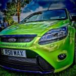 """ford focus RS"" by DEREK_TOMKINS"