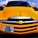 """BIG YELLOW CHEVY"" by DEREK_TOMKINS"