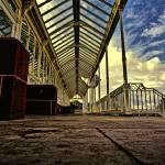 """Gladstone conservatory....."" by DEREK_TOMKINS"