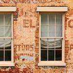 """""""Old Sign and Windows"""" by swazoo"""