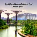 """""""Be Still, Garden by the Bay"""" by sghomedeco"""