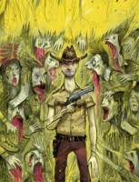 Walking Dead cover for Paste Magazine