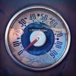 """Vintage speed indicator"" by Piri"