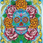 """Sugar Skull"" by iniquity505"
