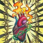 """Sacred Heart"" by iniquity505"