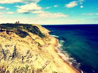 Block Island Bluffs & Lighthouse