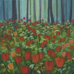 """Tulips in the Underbrush"" by DreamGallery"