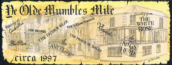 Ye Olde Mumbles Mile, Swansea, UK by Claire Wiles