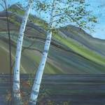 """Lake Birches"" by DreamGallery"