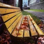 """Autumn Bench"" by ArtbyDesign"