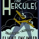 """Herk Deco - Flight Engineer Edition"" by mabrooks"