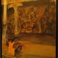 Mahabalipuram Art Prints & Posters by art4 charity
