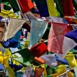 """Prayer Flags"" by boppintheblues"