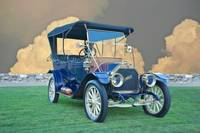 1911 Overland 59 Touring Car