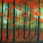 """""""Forest Splendor"""" by HerbDickinson"""