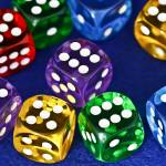"""""""Multi Color Dice"""" by Tracy2912"""