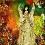 """""""Angel Of Light Art by Janelle NIchol"""" by JanelleNichol"""