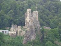 Rhine River Castle