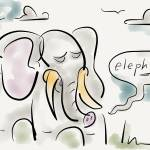 """Elephant"" by pauldunford"