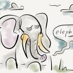 """Elephant"" by pauldunford"