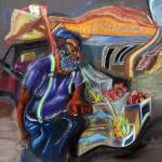 """Street Vendors New Orleans Louisiana"" by garlandoldham"