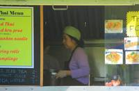Thai Food Vendor