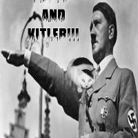 Hitler and Kitler Art Prints & Posters by Brock Staboy