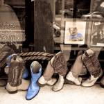 """Blue Boots"" by paulasuterphoto"