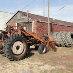 """Farmall Tractor"" by Renie"