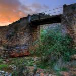 """The Railroad Bridge"" by manateevoyager"