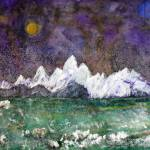 """Midnight Snowfall"" by PaulC"